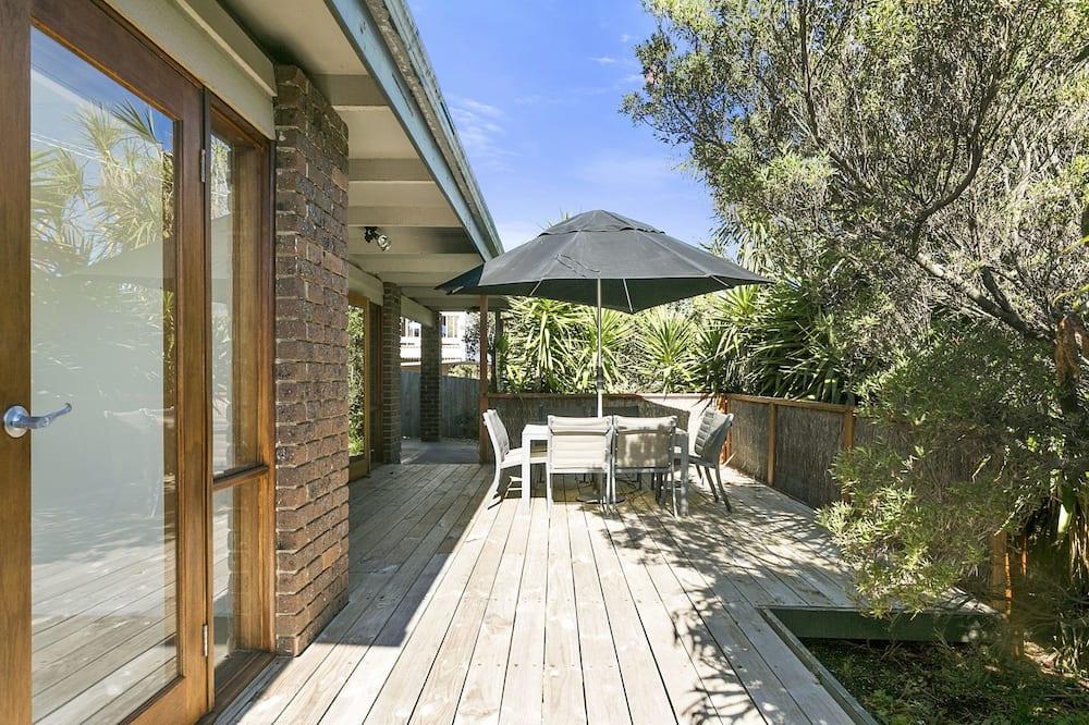 House, 3 Bedrooms - Terrace/Patio