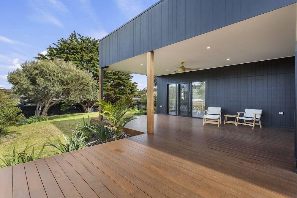 Casa, 4 Quartos - Terraço/Pátio Interior