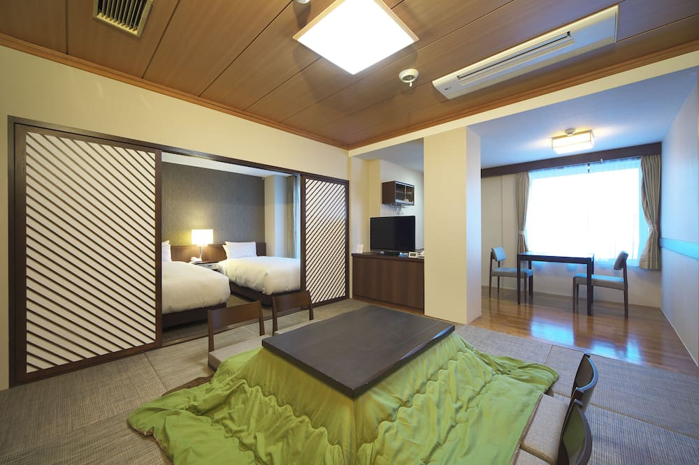 Japanese Western Style Room, Non-Smoking - Living Area