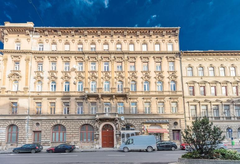 Oasis Apartments - Modern Bauhaus, Budapeszt, Front obiektu