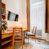Comfort-Doppel- oder -Zweibettzimmer - Wohnbereich