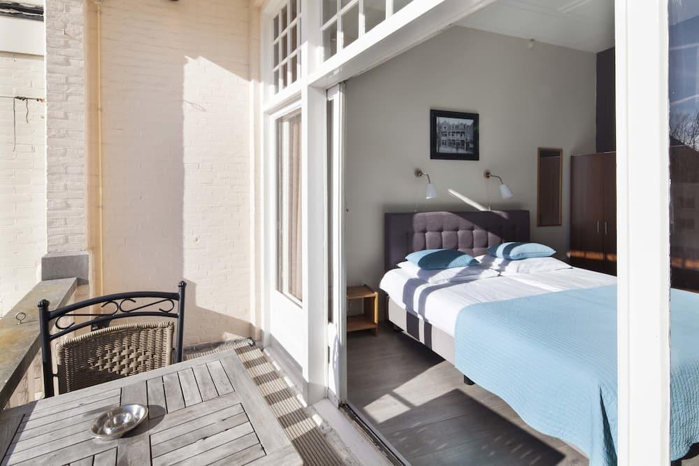 Стандартний двомісний номер (2 односпальних ліжка), з балконом - Балкон