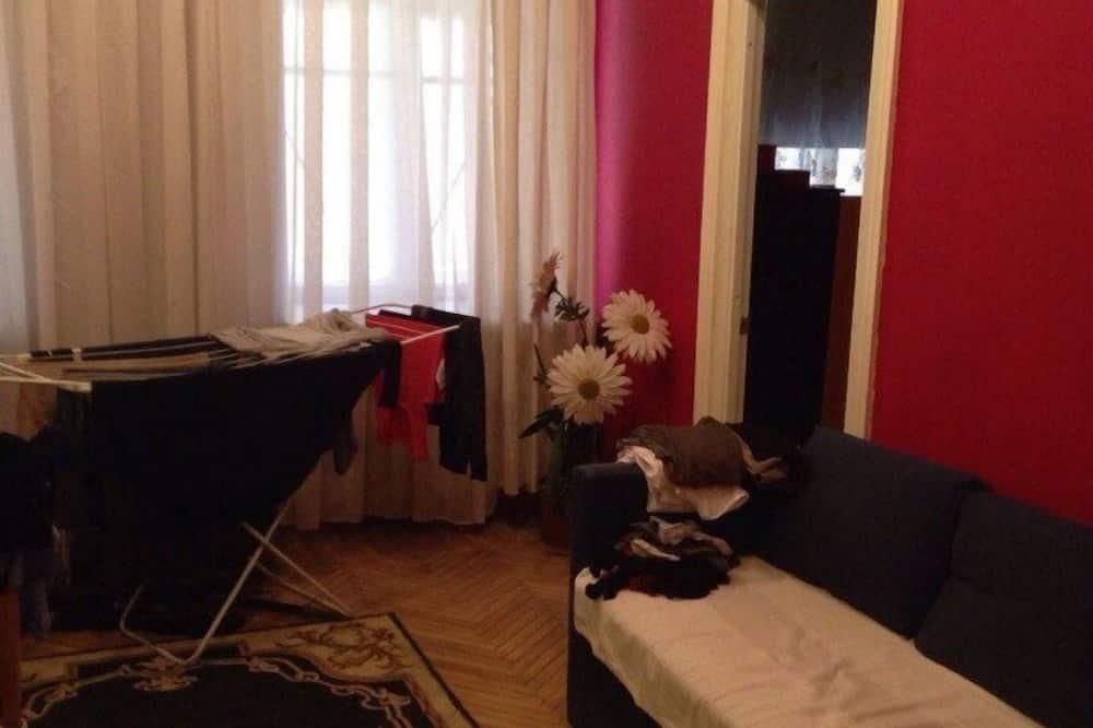 Pamatklases dzīvokļnumurs (2 persons) - Dzīvojamā zona