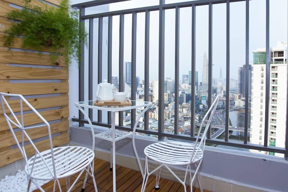 Luxury Penthouse, Balcony, City View - Balcony