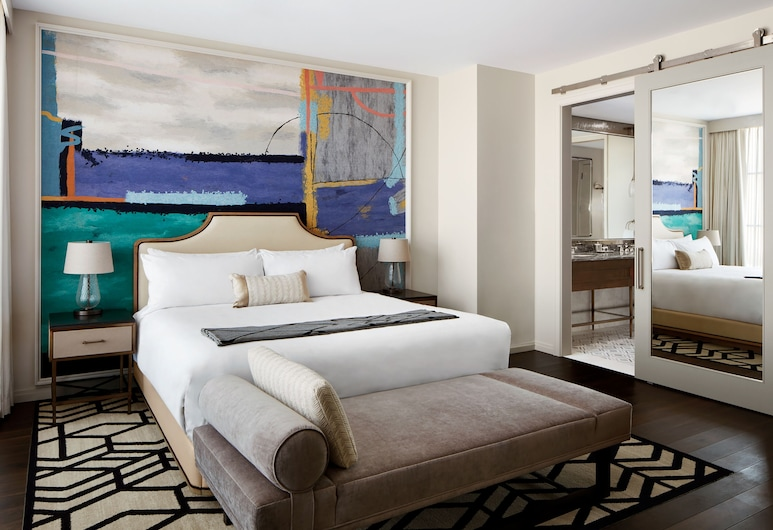 Sophy Hyde Park, Chicago, Suite, barrierefrei (Opus), Zimmer