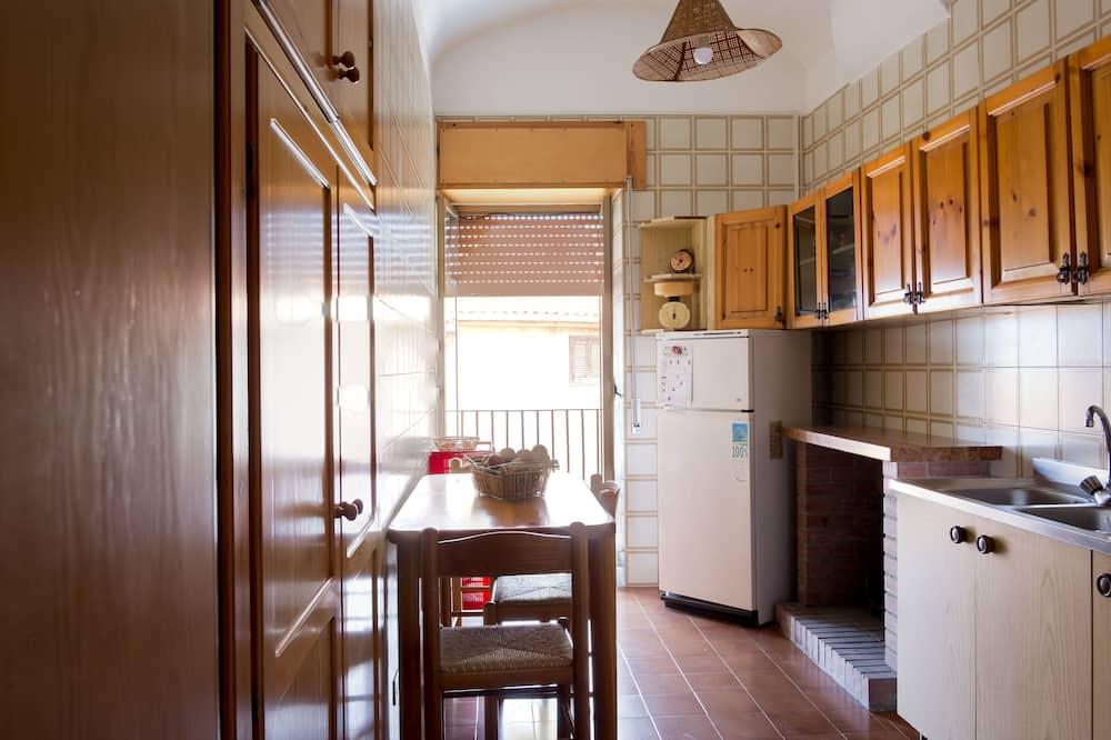 Apartamentai, 3 miegamieji, 2 miegamieji - Vakarienės kambaryje