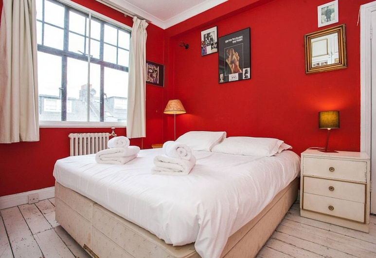 Unique, Quirky 1 Bed in Belsize Park, London, Apartment, 1 Schlafzimmer, Zimmer