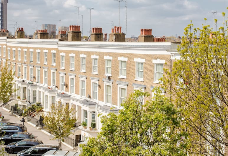 Bright, Modern 2 Bed in Maida Vale, London, Exterior