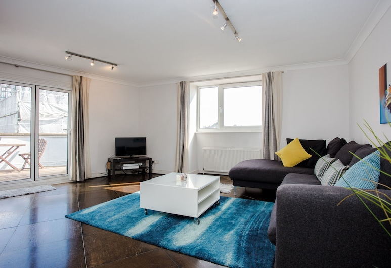 麥達維爾明亮現代 2 床公寓酒店, 倫敦