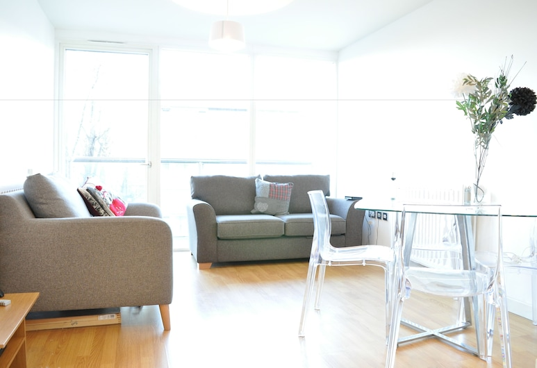 Brilliant Central Bright 1 Bed Apt in Shoreditch, לונדון