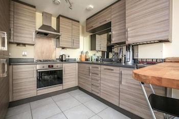 Bilde av Lovely 2- Bed Flat in North London i London