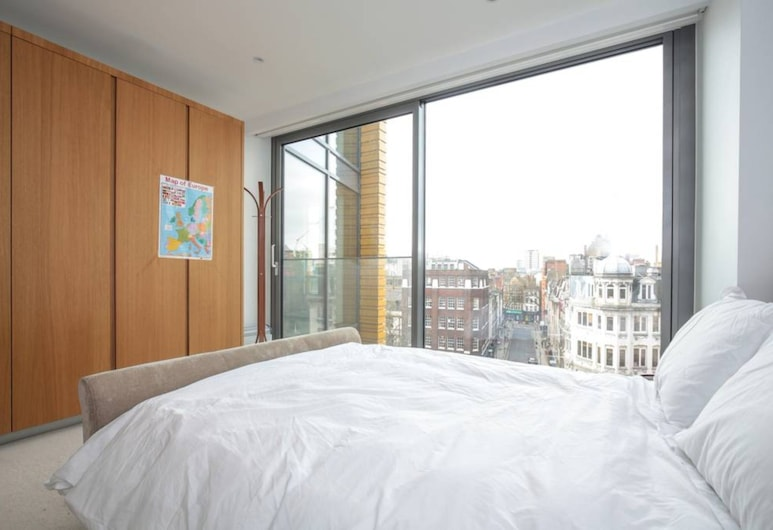 Modern 1 Bed in the Perfect Location- Very Central, London, Apartment, 1 Bedroom, Room