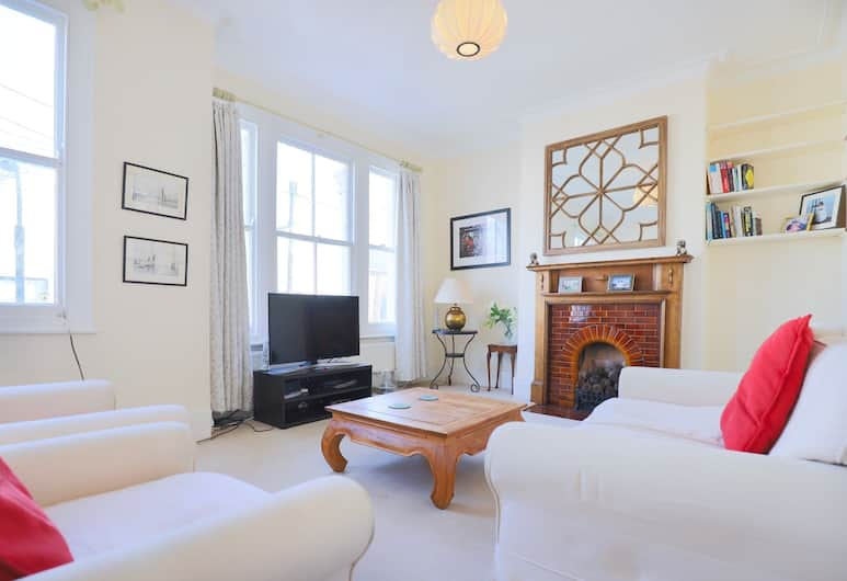 Comfortable &Bright Family Home - Imperial Wharf, London