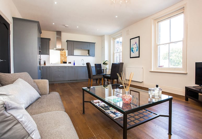 Newly Renovated 2 Bed in Wimbledon Village, Londýn