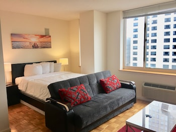 Bild vom Skyview Luxury Suites - New York City in Jersey City