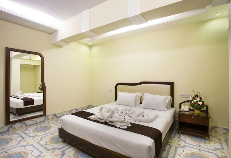 Panshi Inn, Sylhet, Habitación doble Deluxe, Habitación
