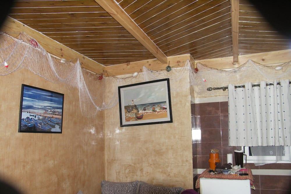 Attico Design, vista spiaggia, fronte mare - Area soggiorno
