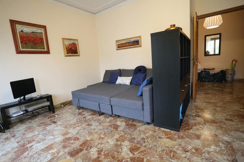شقة - ٣ غرف نوم - منطقة المعيشة