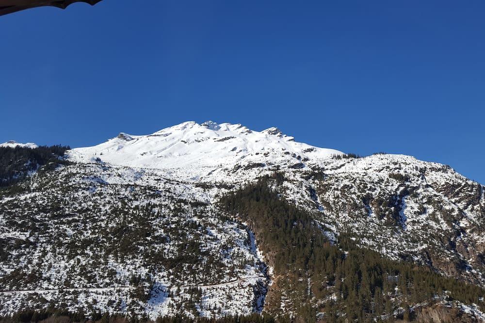 Quarto Clássico com Cama de Casal - Vista para a Montanha