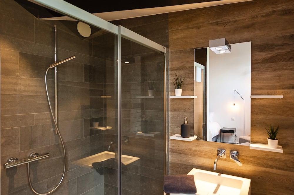 Dubbelrum eller tvåbäddsrum (Petit Granit) - Badrum