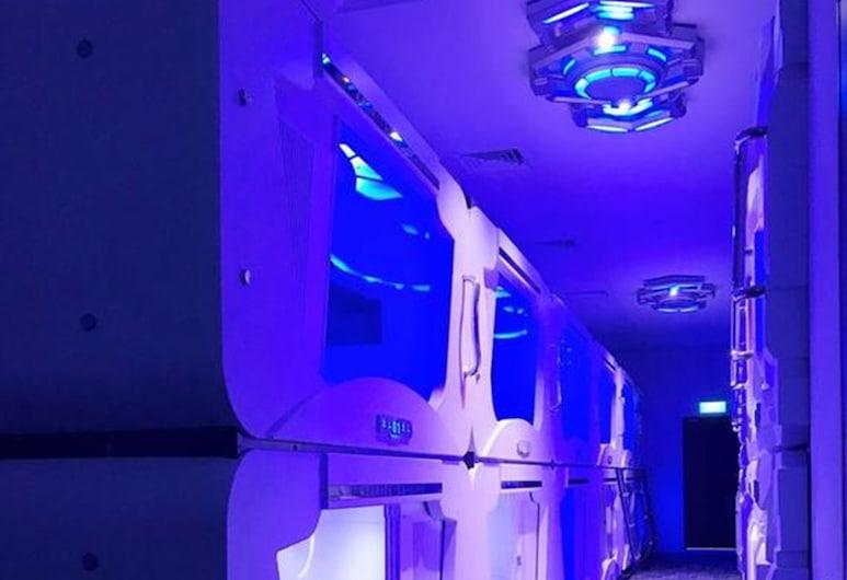 Atlantis Pods @ Little India, Singapur, Standardzimmer (Pod ), Zimmer