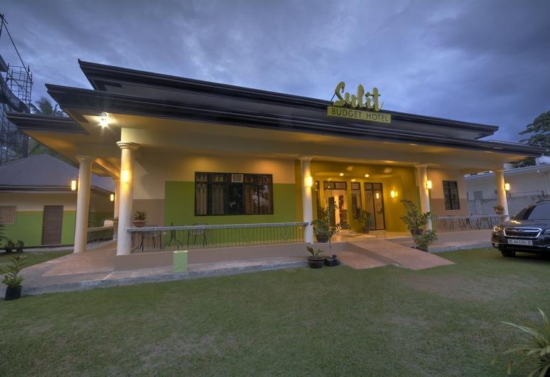 スリット バジェット ホテル, ドゥマゲティ, ホテルのフロント - 夕方 / 夜間