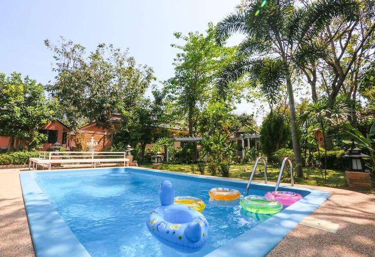 Phalaburi Resort, Ban Chang, Utomhuspool