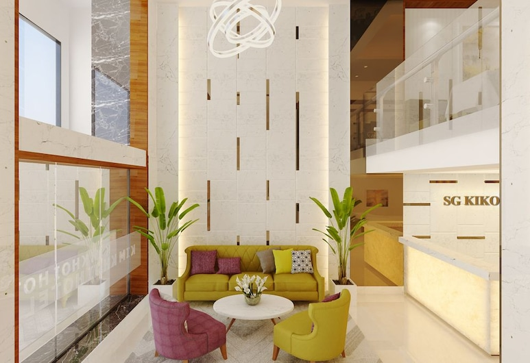 Saigon Kiko Hotel, Ho Chi Minh-Stad, Zitruimte lobby