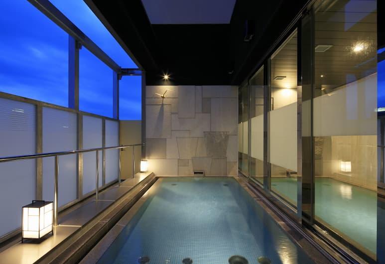 神戶托爾路光芒酒店, 神戶, 室外 SPA 浴池