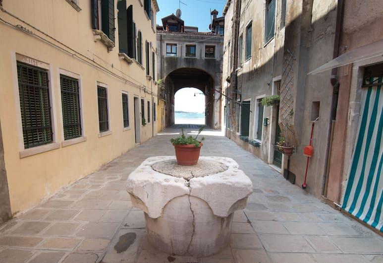 Riva Excelsior Apartment, Venezia, Vista dalla struttura