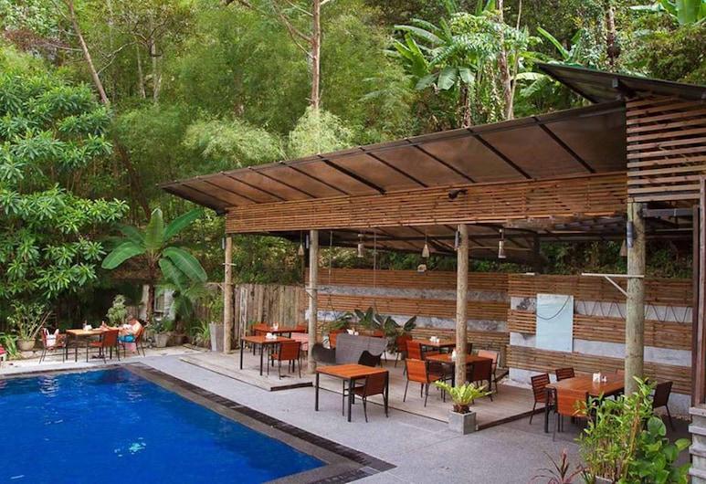 山景 1 居 PPF 酒店, 卡马拉, 室外游泳池