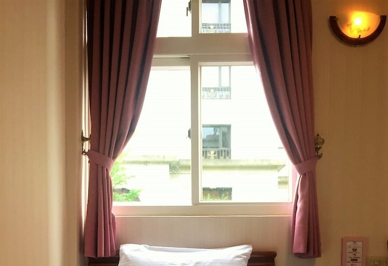 富裕莊旅店, 台北市, 標準三人房, 客房