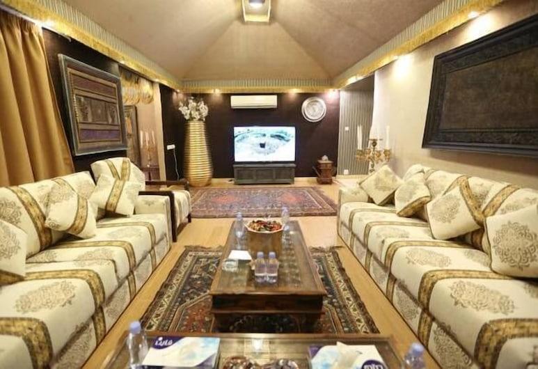 Shaden Resort & Hotels, AlUla, Tienda de campaña (Prince), Habitación