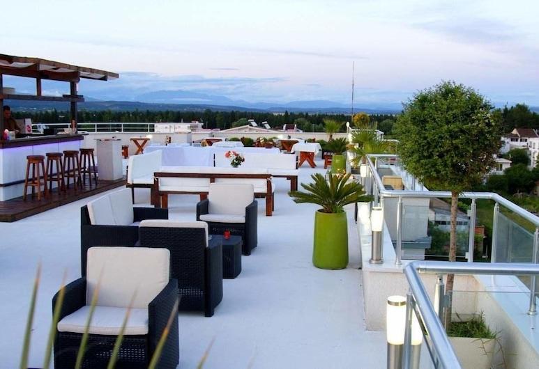 Apart-hotel Residence, Ulcinj, Terasa / vidinis kiemas