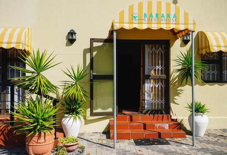 Baraka Guesthouse, Cape Town, Hotel Entrance