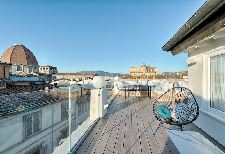 BSL Boutique Suite, פירנצה, דירה פנורמית, 2 חדרי שינה, מרפסת/פטיו