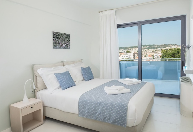 Spring Apartments, Chania, Apartment, 3 Bedrooms, View from room
