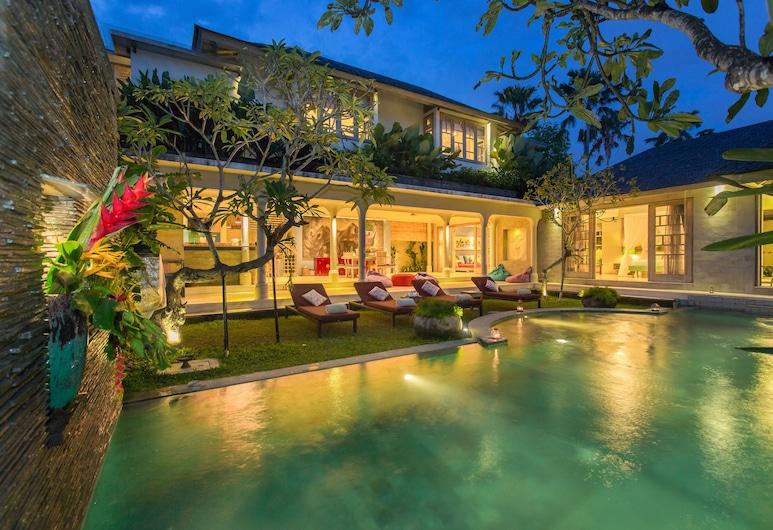 Villa Sky Li By Nagisa Bali, Seminyak, Vila superluxo, 2 quartos, Piscina particular, Vista para o jardim, Piscina particular