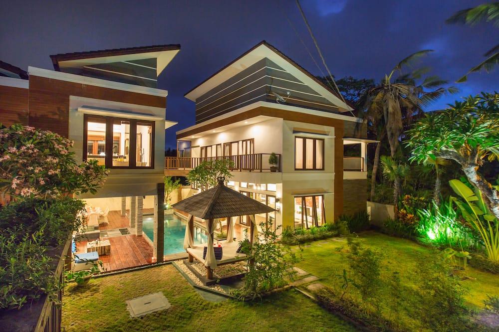 Villa, 3 Bedrooms, Private Pool, Garden View - Balcony View