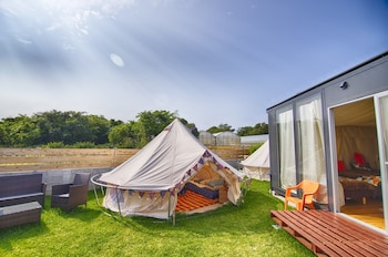Picture of Half Glamping Hoshioto in Nakijin