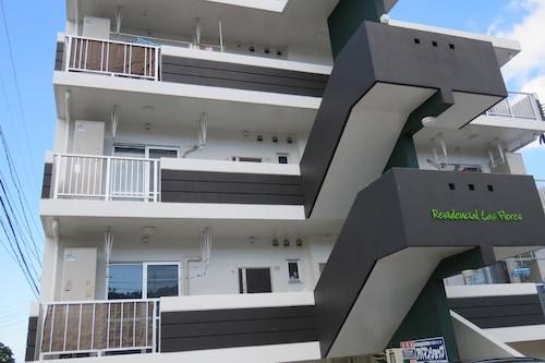 名護花之住宅公寓飯店/