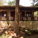 Superior-bungalow, 2 makuuhuonetta - Parveke