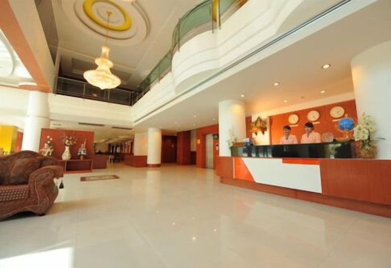 Pratunam Hotel Khonkaen, Khon Kaen, Resepsjon