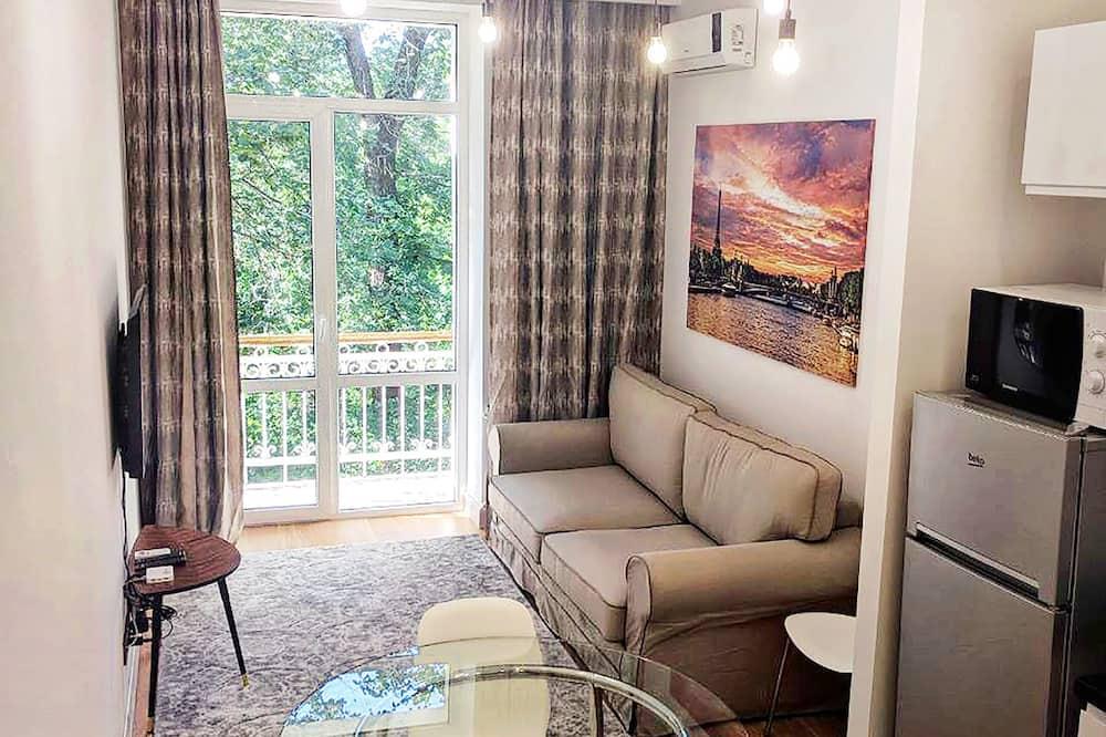 Standardni apartman, 1 spavaća soba, za pušače - Dnevni boravak