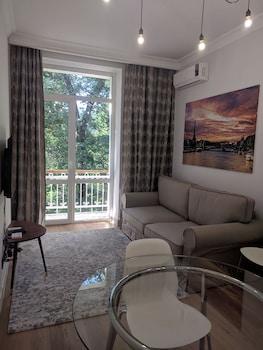 阿拉木圖歌劇公寓飯店的相片