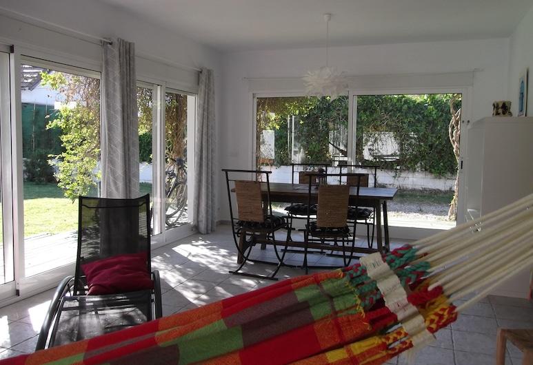 Montecote Playa, Barbate, Casa, 2 habitaciones, terraza, vista a la montaña (Casa Montecote Playa), Sala de estar