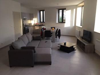 Fotografia do Appartement duplex grande capacité em Roisey