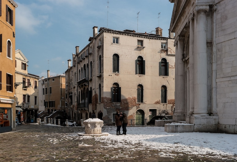 Ca Molin, Venice, View from property