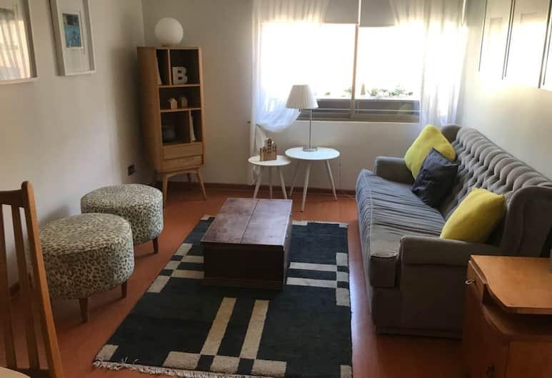 拉斯塔里亞 70 號公寓酒店, 聖地牙哥, 標準複式房屋, 2 間臥室, 客廳