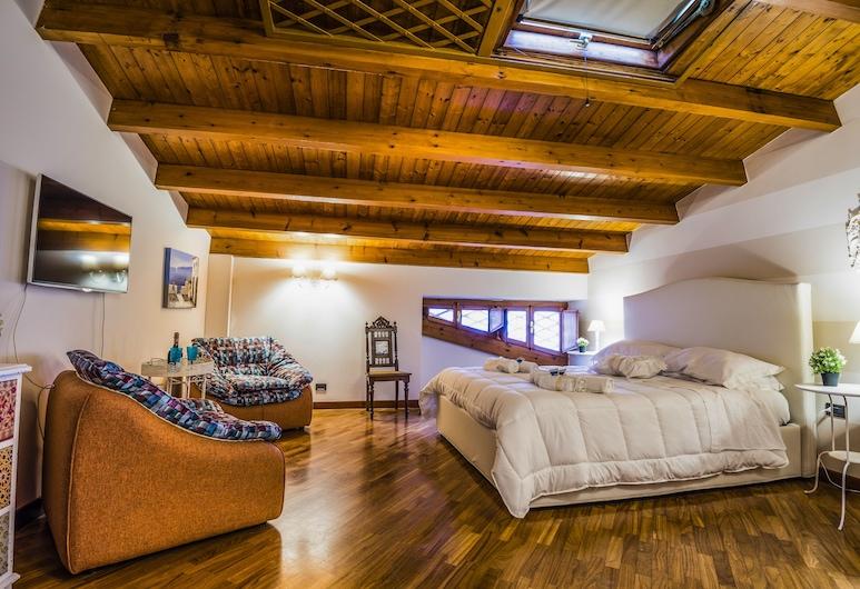 La Casa di Ilde al Duomo - Luxury, Syracuse, Apartment, 3 Bedrooms, Terrace, Room